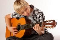 Gitarristen Gitarrenspieler