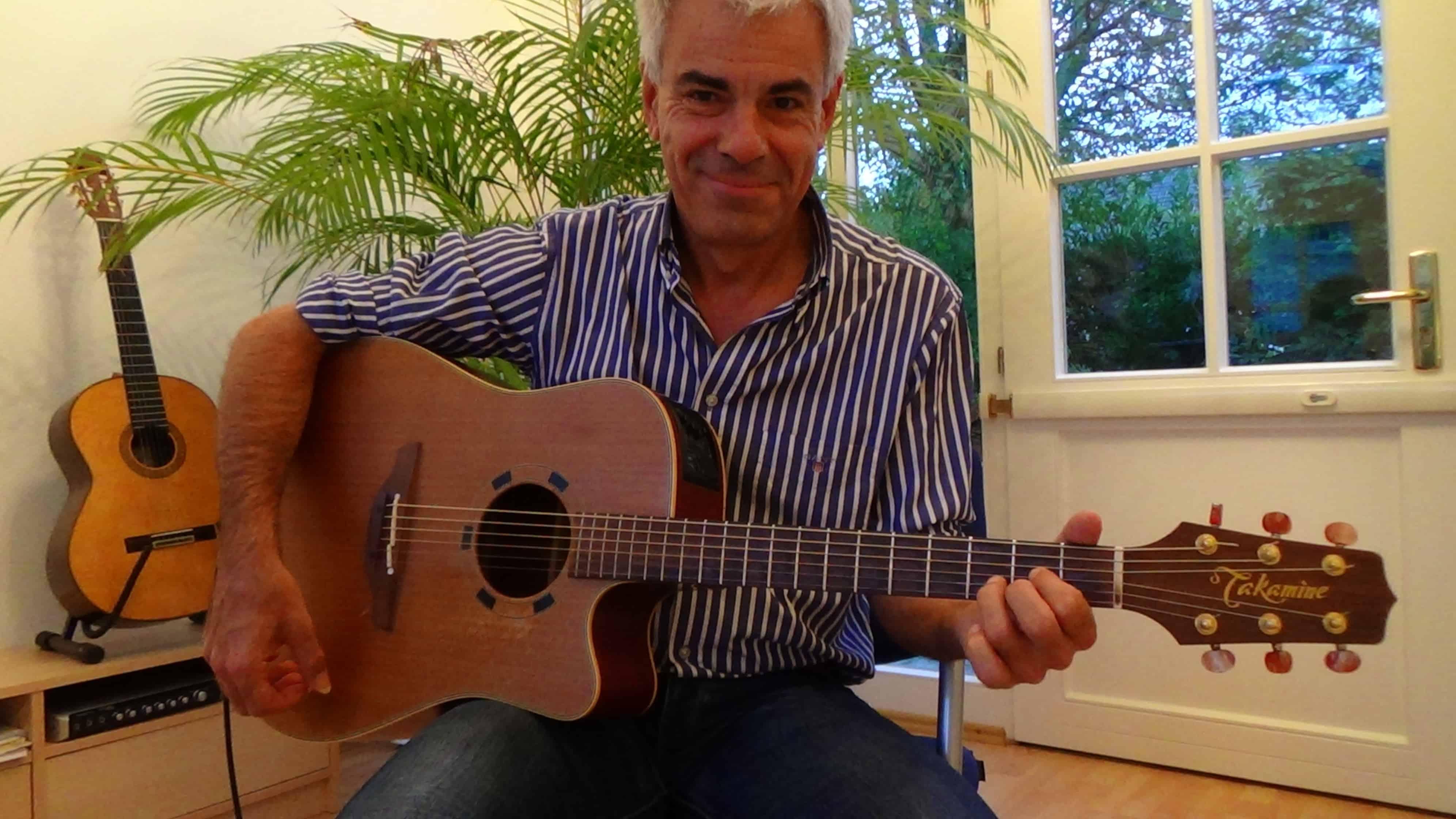 Andreas Hövelmann Konzertgitarre akustische Gitarre klassische Gitarre