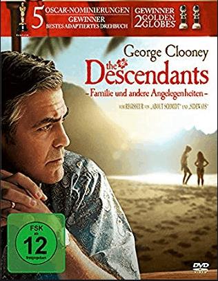 Der Film The Descendants mit George Clooney und Gitarrenmusik von der Insel Hawaii