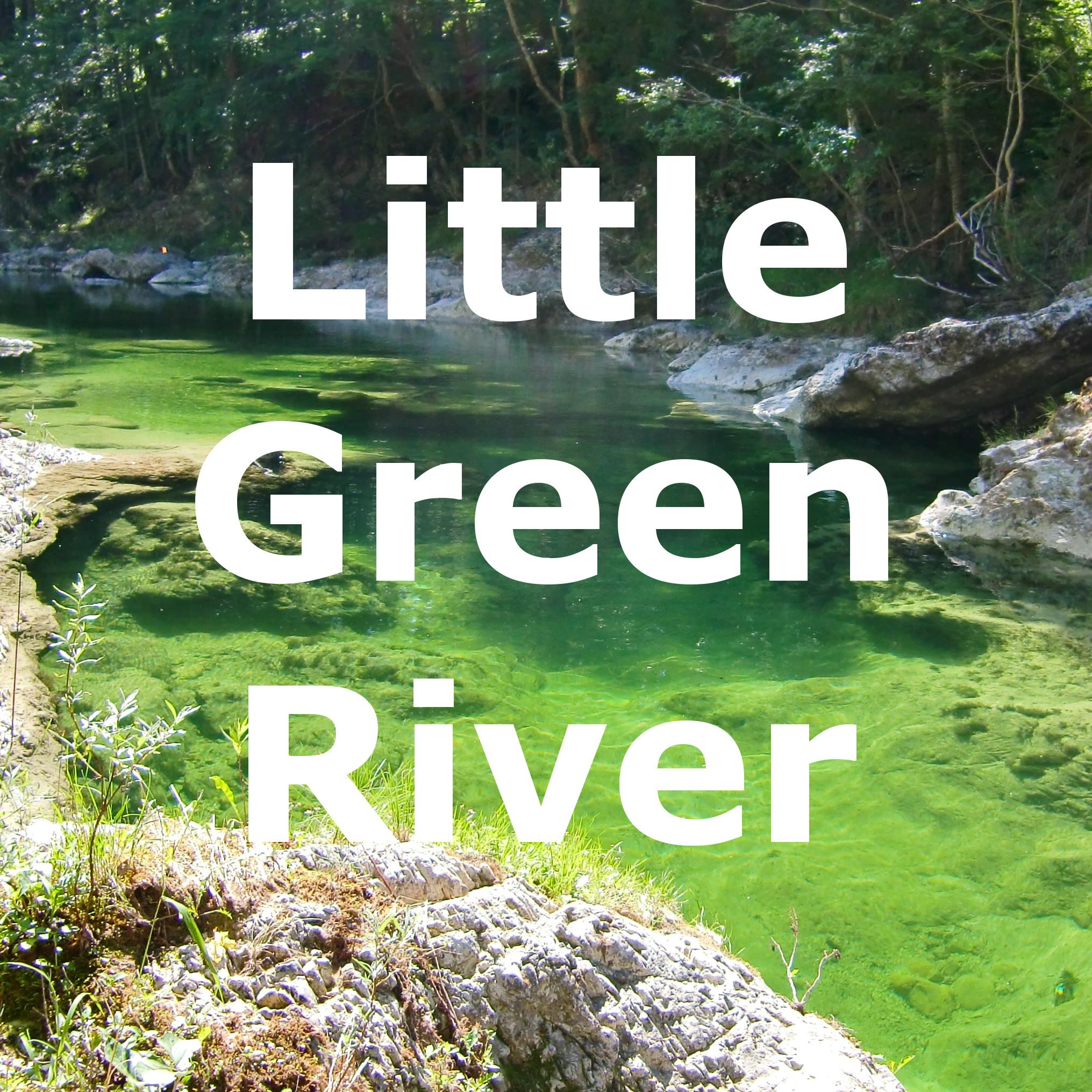 Die Gitarrennoten von Little Green River sind kostenlos.