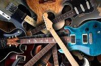 Konzertgitarren, akustische Gitarren, klassische oder spanische Gitarren