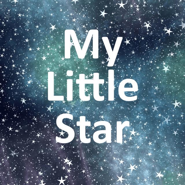 My Little Star - ein Fingerpick für Gitarre mit open tuning