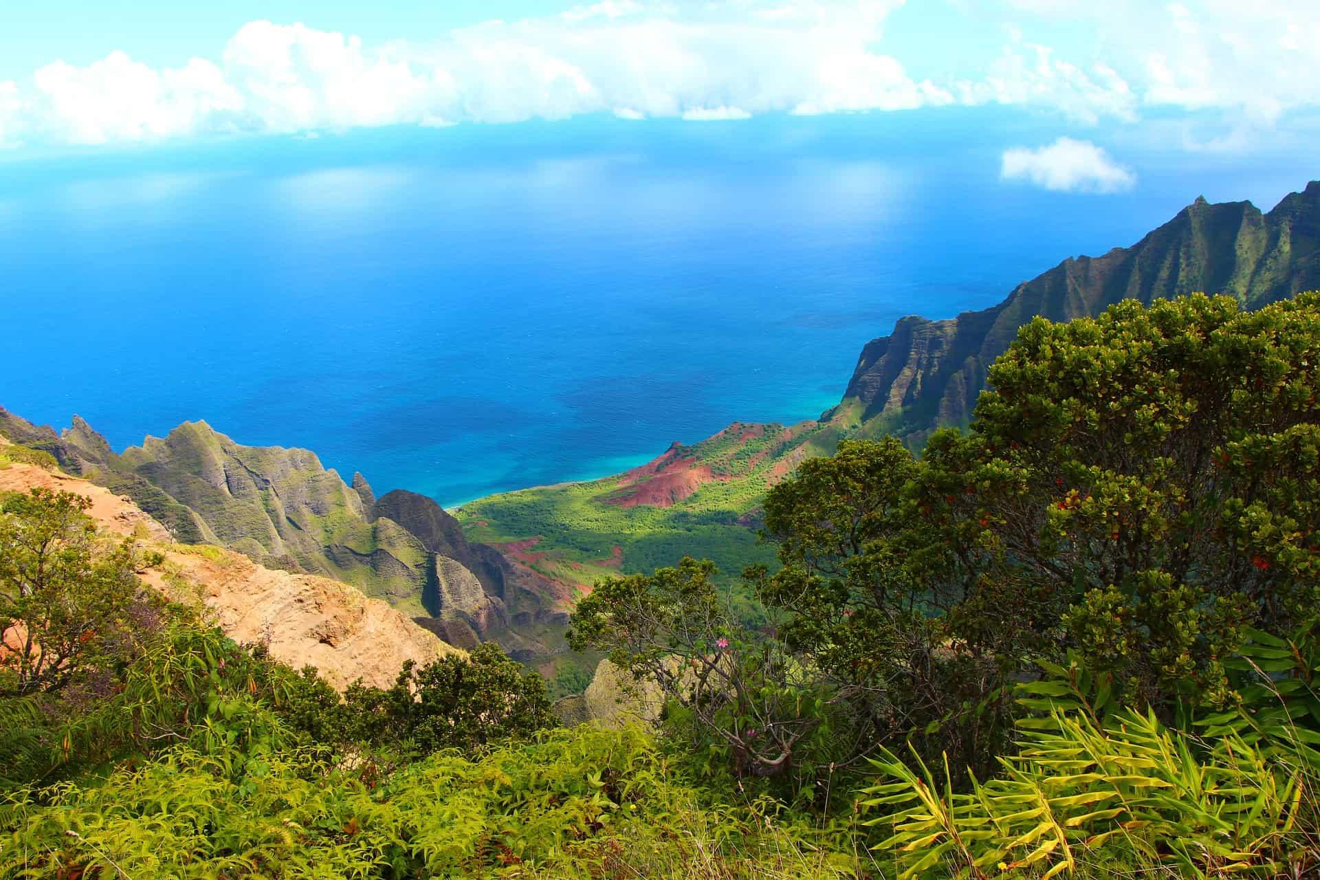 Hawaii ist die Heimat der Slack-key Gitarre