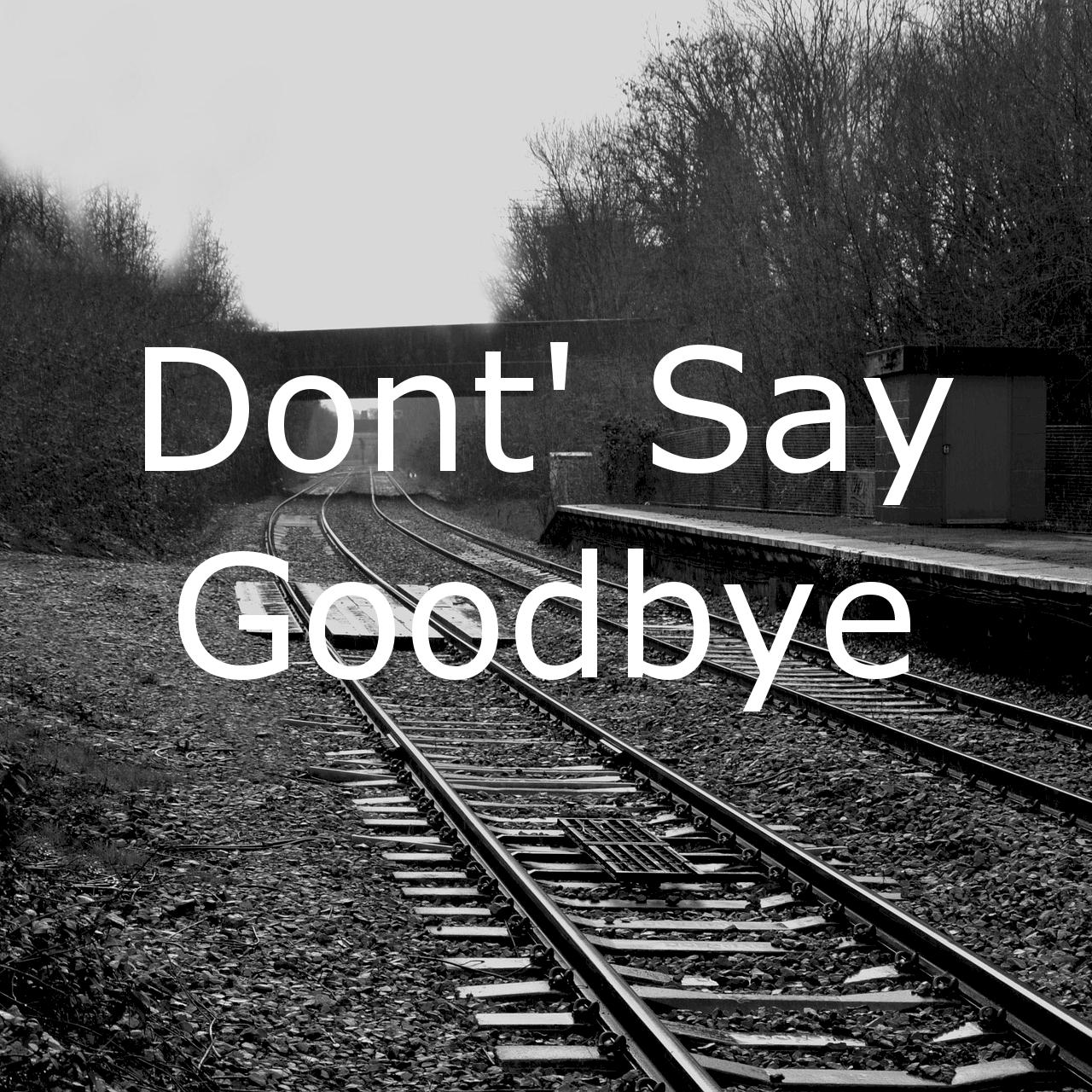 Don't Say Goodbye - eine schöne Komposition für klassische Gitarre von und mit Andreas Hövelmann