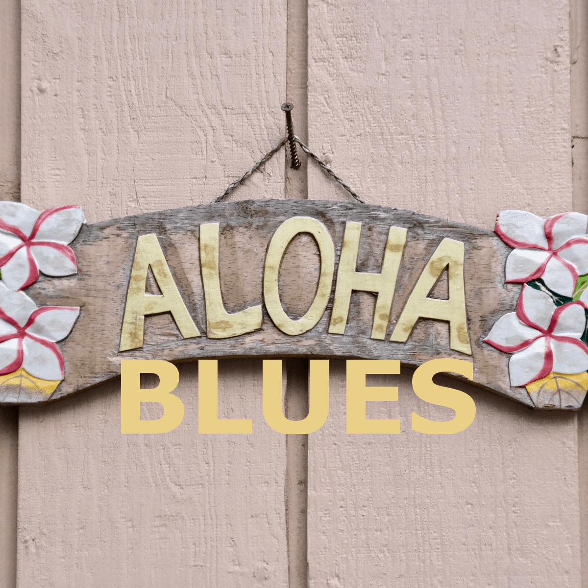 Aloha Blues - Hawaii und Bluesmusik für Gitarre
