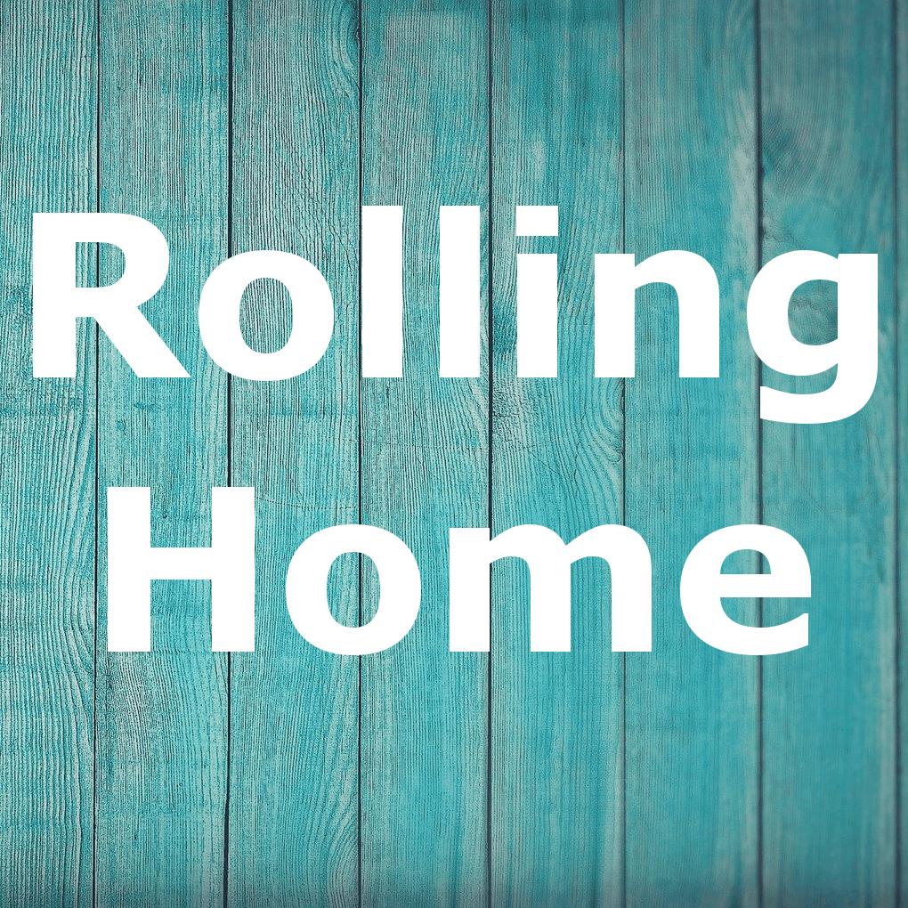 Rolling Home - für akustische Gitarre